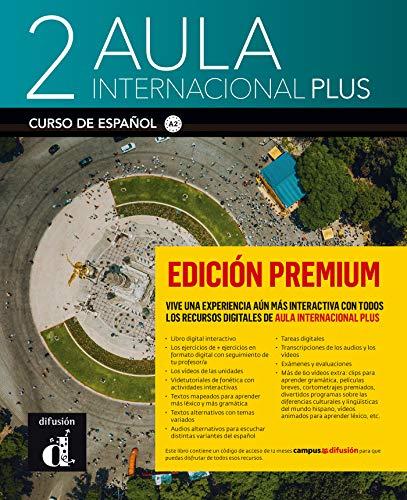 Aula Internacional Plus 2 Premium. Libro del Alumno: Libro del alumno Premium 2 (A2)
