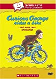 Curious George Rides a Bike... and More Tales of Mischief (Scholastic Video Collection: The Great White Man-Eating Shark, Flossie and the Fox, The Happy Lion, and Cat and Canary)