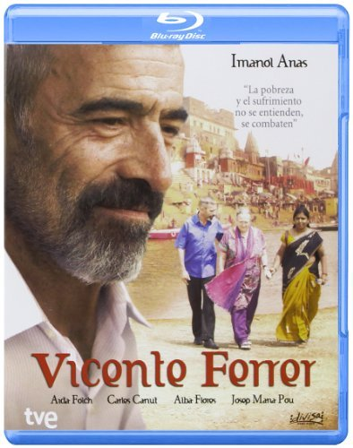 Vicente Ferrer 2013 Blu-Ray Reg.A Credence NEW before selling C B Spain Import -