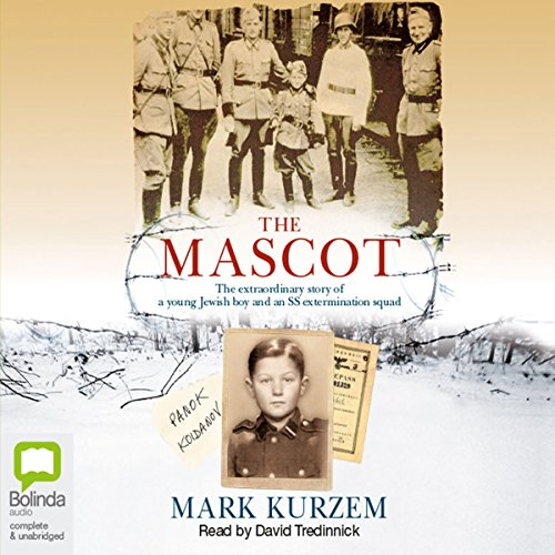 The Mascot audiobook cover art