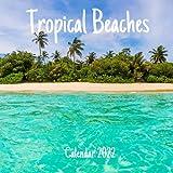 Tropical Beaches Calendar 2022: Beaches 2022 Wall Calendar, Office Calendar, 18 Months.
