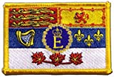 Flaggen Aufnäher Kanada Royal Fahne Patch + gratis