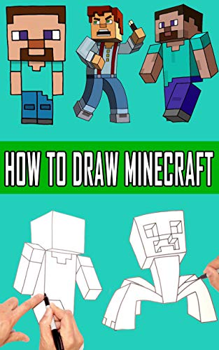 How To Draw Minecraft Draw Characters Minecraft Kindle Edition