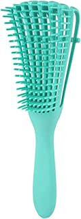 U-HOOME Detangling Brush for Natural Hair-Detangler for 3a to 4c Kinky Wavy, Curly, Coily Hair for Wet/Dry/Long Thick Curl...
