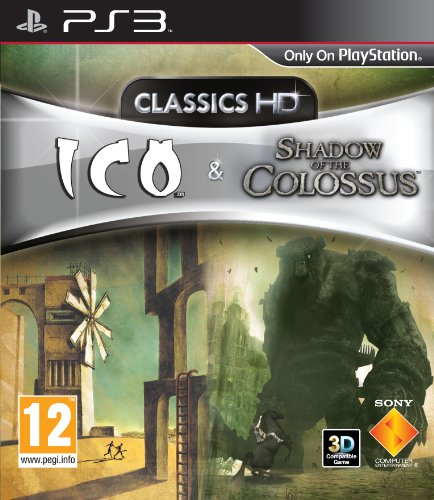 Ico and Shadow of the Colossus Collection (PS3) [Importación inglesa]