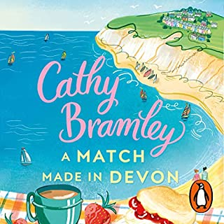 A Match Made in Devon                   By:                                                                                                                                 Cathy Bramley                               Narrated by:                                                                                                                                 Colleen Prendergast                      Length: 13 hrs and 53 mins     79 ratings     Overall 4.6