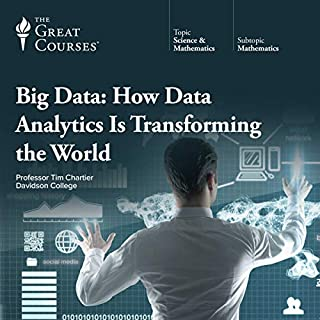Big Data: How Data Analytics Is Transforming the World audiobook cover art