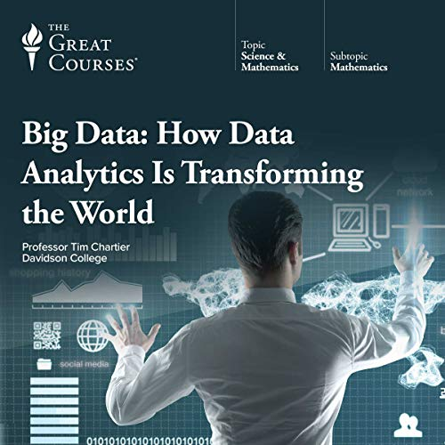 Big Data: How Data Analytics Is Transforming the World Titelbild