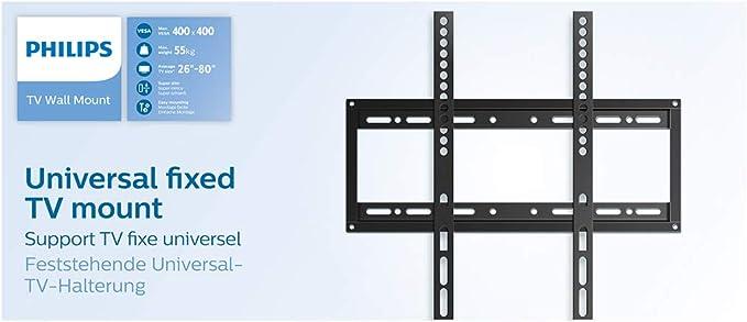 Philips Sqm3642 00 Flat Panel Wandhalter 2 13 M Elektronik
