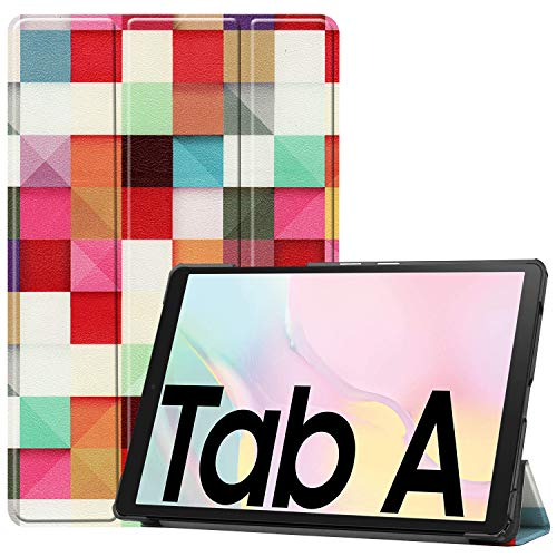 Tablet Cover for Samsung Galaxy Tab A7 SM-T500 T505 Smartcase with Auto Sleep/Wake Function