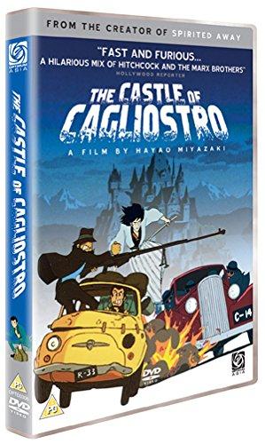 The Castle of Cagliostro [Import anglais]