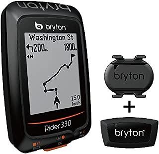 Bryton Rider 330 GPS Cycling Computer