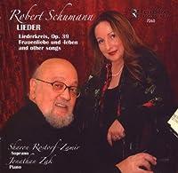 Lieder by R. Schumann (2008-01-29)