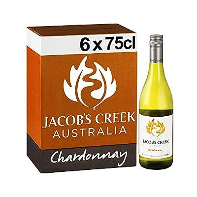 Jacobs Creek Chardonnay, 750 ml, Case of 6