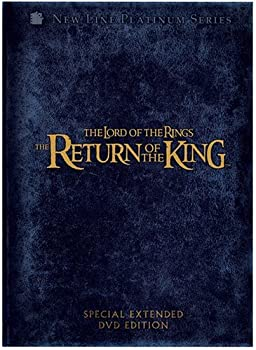 DVD The Lord of the Rings: The Return of the King (Special Extended Edition) Book