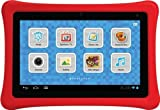 NABI NBTY07SMKG 7 Kids Tablet- Black/Red