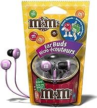 Maxell M&M's Lightweight Earbuds 190551, Pink