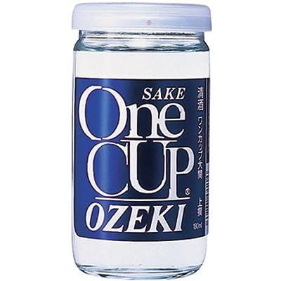 Ozeki Josen One Cup Sake 180 ml