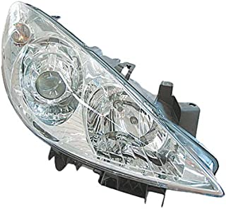 PEUGEOT 307 2005-2008 Facelift Xenon Headlight Front Lamp LEFT