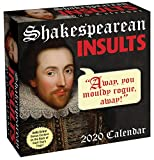SHAKESPEAREAN INSULTS 2020 DAY - Andrews McMeel Publishing