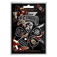 MOTORHEAD モーターヘッド - Lemmy/Stone Deaf Forever/ギターピック 【公式/オフィシャル】