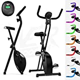 We R Sports Folding X-Bike - Bicicletas estáticas (Plegable, Ahorro de Espacio, Interior,...