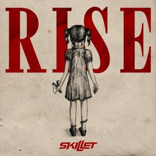 Rise (CD+DVD) by Skillet (2013-05-04)