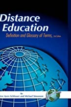 Distance Education: Definition and Glossary of Terms by Lee Ayers Schlosser (2006-07-30)