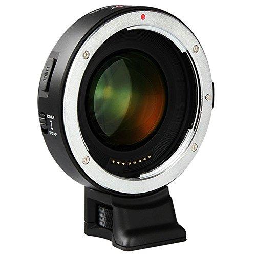 Viltrox EF-E II Auto Messa a fuoco obiettivo Adattatore per obiettivo Canon EF EF-S a Sony E Mount