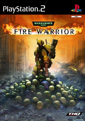 Warhammer 40000 - Fire Warrior [Importación alemana]