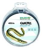 CAMTEC SPEZILINE Aal Zielfischschnur 0,35mm 400m