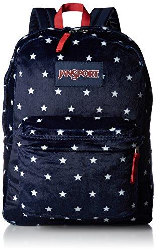 (Multi California Puppy) - Jansport SuperBreak Daypack / Super Break Daypack