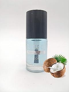 Aceite de cuticula aroma COCO, Con Vitaminas
