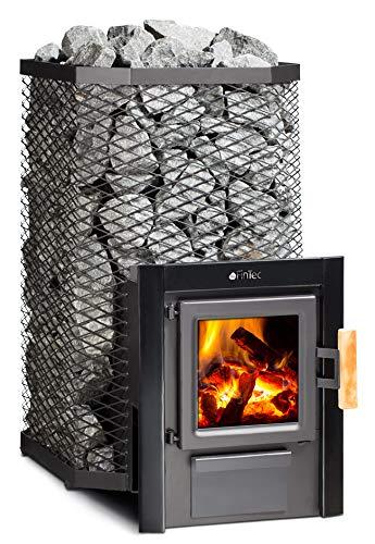 FinTec Holz-Saunaofen Arthur MH: 17,5 kW / keine BImSchV