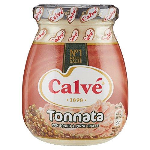 Calvé Tonnata - Thunfischmayonnaise für Vitello Tonnato - 250 ml (2)