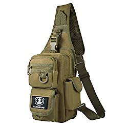 2. Barbarians Tactical Concealed Carry Sling Bag