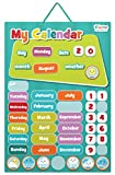 Doowell Activity Charts T-2399 - Calendario de aprendizaje magnético , color/modelo surtido