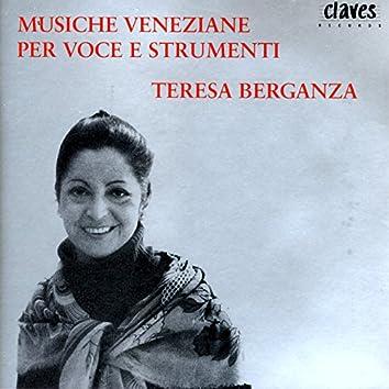 Musiche Veneziane per Voce e Strumenti