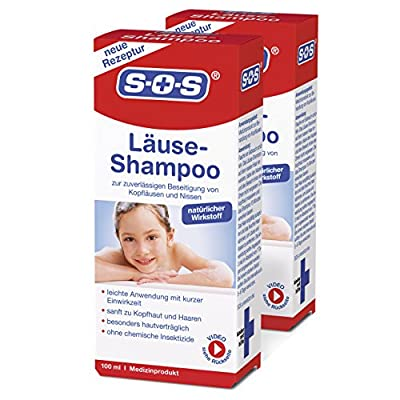 SOS Läuse-Shampoo 2er Pack