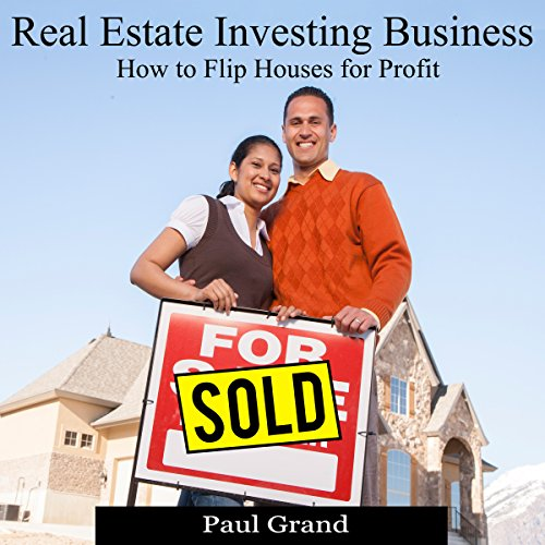 Real Estate Investing Business audiobook cover art