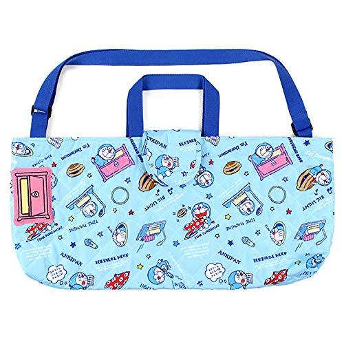 高波クリエイト キルト鍵盤ハーモニカバッグ [鍵盤ハーモニカケース/ピアニカケース] I'm Doraemon 087383 H220×W535×D70�o