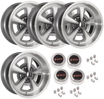 YearOne Wheels SPW179KCB Pontiac 17x9 Rally Wheel Surprise price II Max 74% OFF