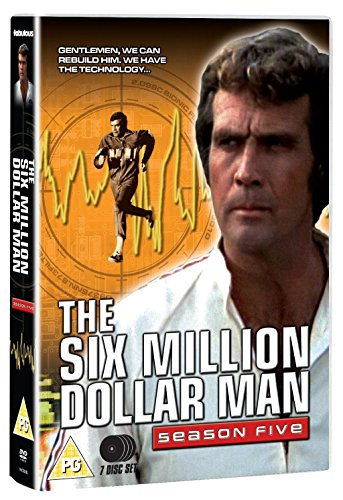 The Six Million Dollar Man - Series 5 (7 DVDs)
