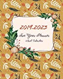 2019-2023 Five Year Planner And Calendar: ChristMas Cover, Monthly Schedule Organizer, 60 Months Calendar Planner Agenda with Holidays 8' x 10'