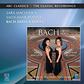 Bach Arias And Duets