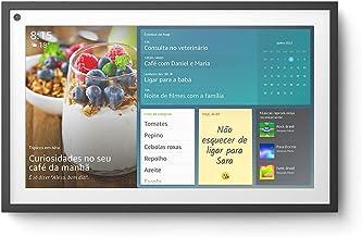"""Apresentamos o Echo Show 15: Smart Display Full HD de 15,6"""" com Alexa"""