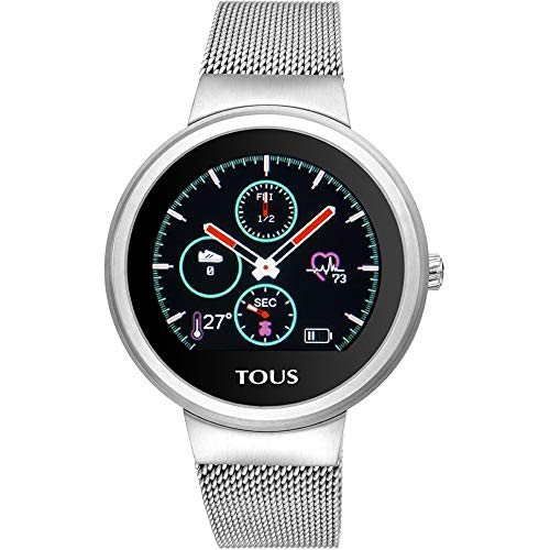 Reloj Tous Rond Touch Activity Watch 000351640 - Reloj de activitat en Acero Inoxidable.