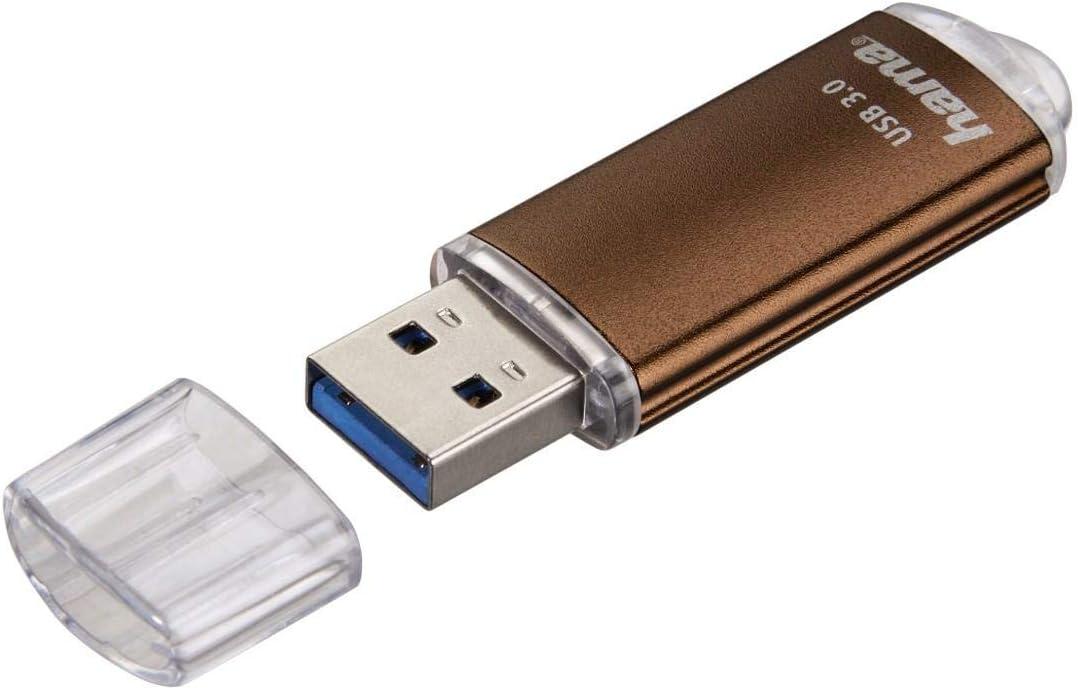 Hama 32gb Usb Stick Usb 3 0 Datenstick Bronze Computer Zubehör