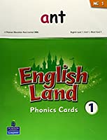 English Land  Level 1 Phonics Cards