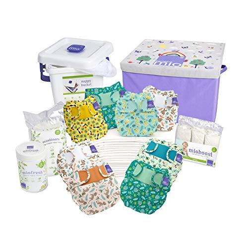 Bambino Mio, mioduo kit premium de la naissance à la propreté, forêt tropicale